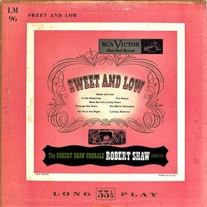 Robert shaw sweet and low  28lm 96 29