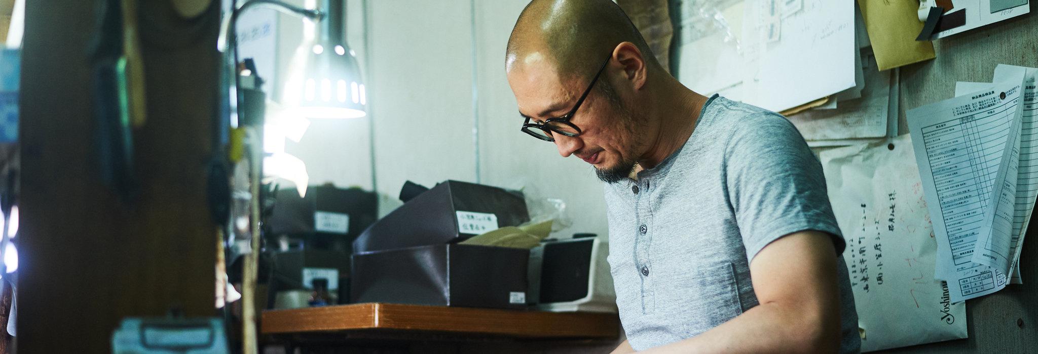 日本の手製靴の技術を継承する「小笠原シューズ」。時代に媚びない靴作りを貫く_image