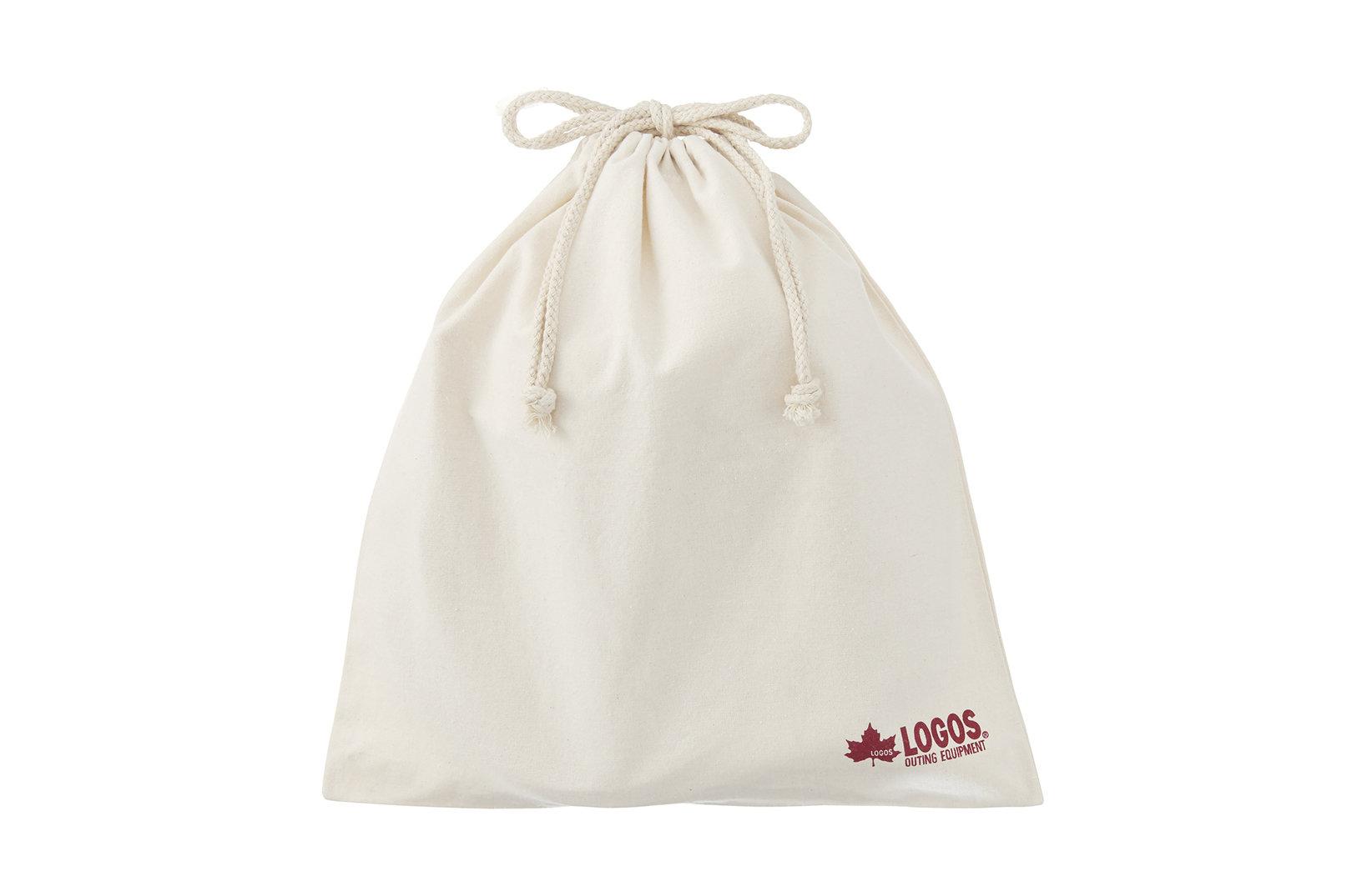 全てのセットに 持ち運びに便利な収納袋付き。
