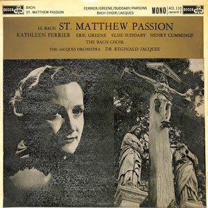 Kathleen ferrier st. matthew passion  28acl 110 29