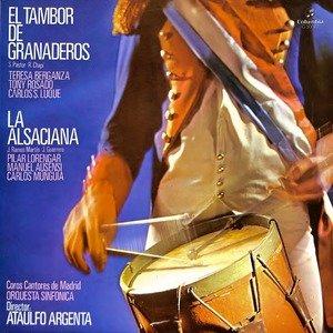 Teresa berganza el tambor de granaderos  28c 30077 29