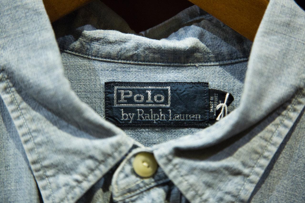 1969年頃より「Polo by Ralph Lauren」表記に変更