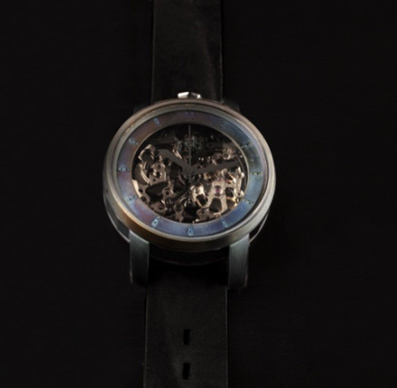 R360-101 Skelton vintage dial 36mm 130,000円+税