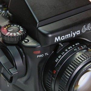 Mamiya645 ups