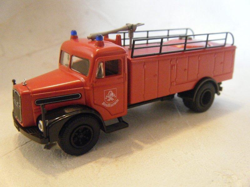 marklin ho w germany man fire truck berufsfeuerwehr ドイツ