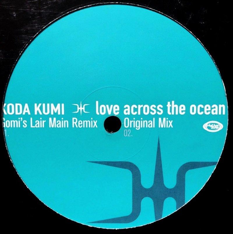 LOVE ACROSS THE OCEAN 【倖田來...