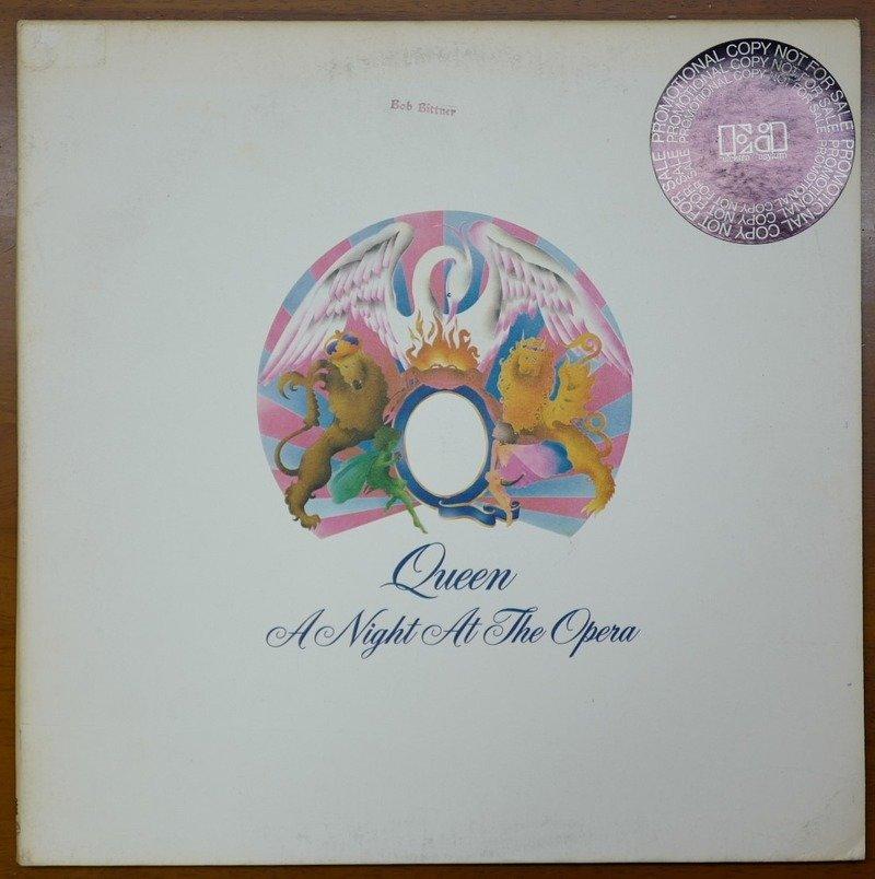 Queen / A Night At The Opera (Elektra, 7E-1053) MAT