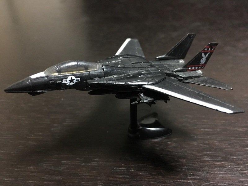 """F-14A トムキャット""""ブラックバ..."""