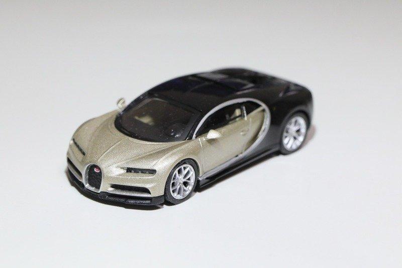 bugatti chiron フランス車 ミニカー muuseo