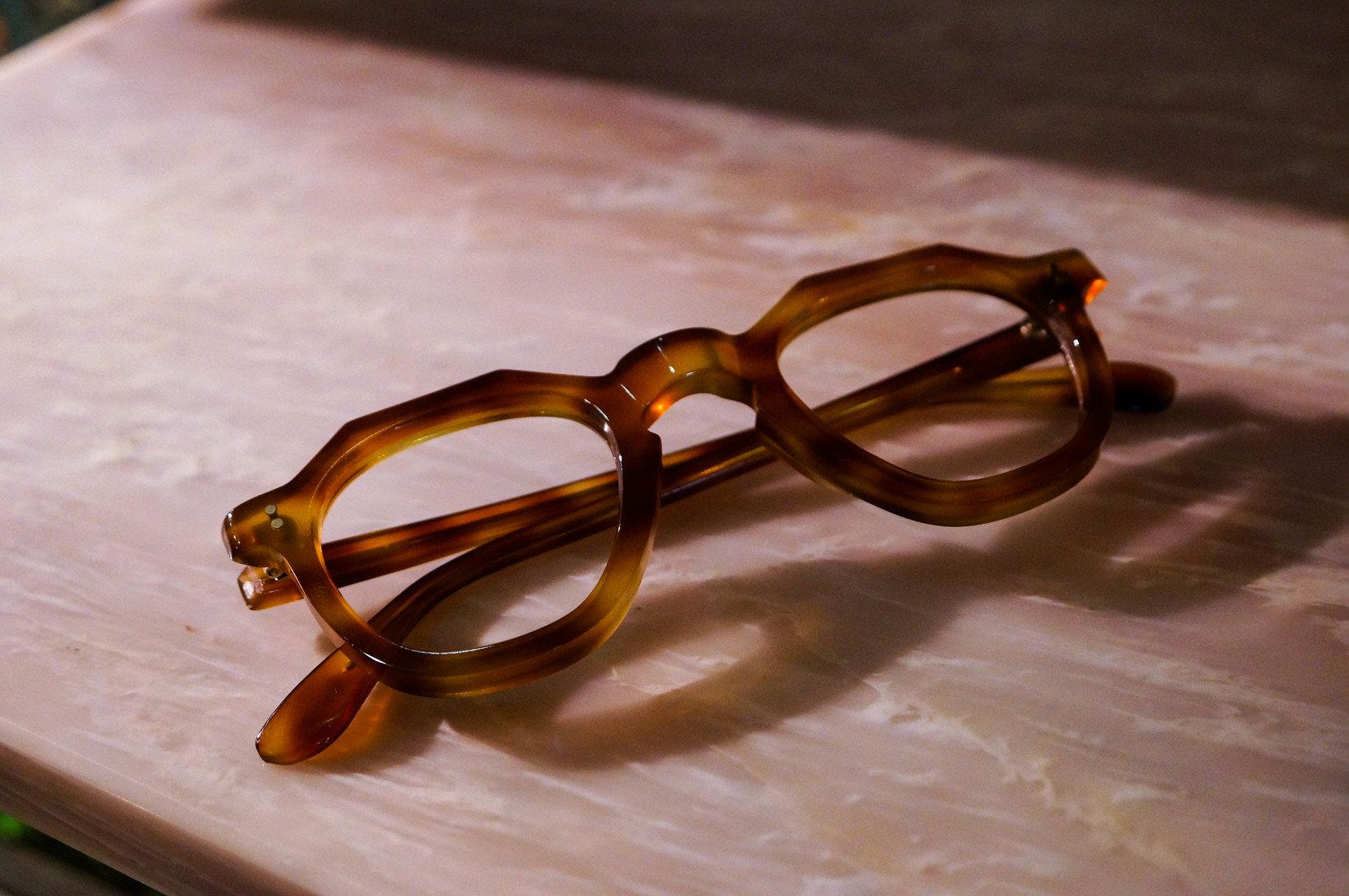 1950年代 フランス製造のメガネ