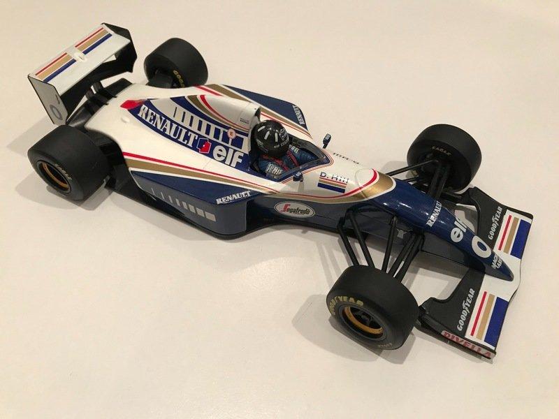 ウィリアムズ・FW16