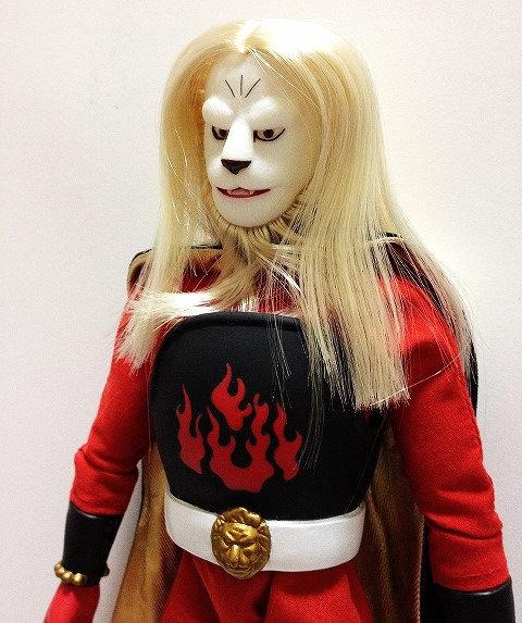 変身サイボーグ 怪傑ライオン丸 タカラ , キャラクター