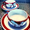 Ceramiche di Siciliaのデミタスカップ