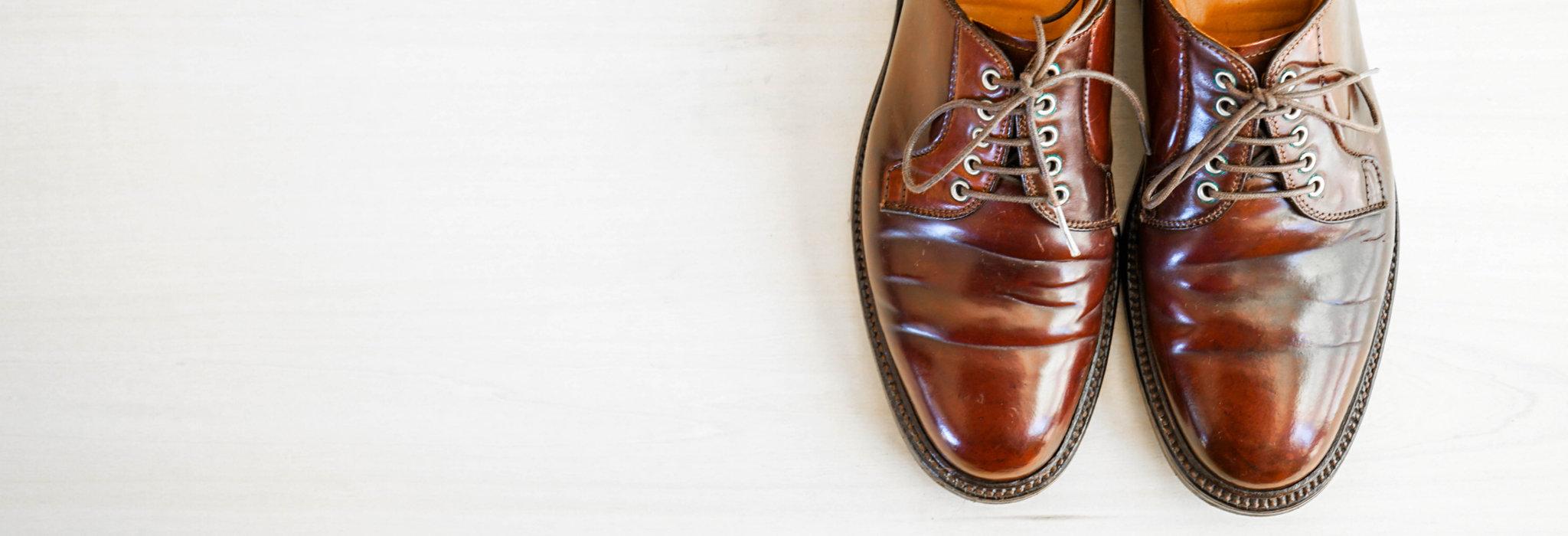 本格革靴の原点。プレーントゥの特徴と代表モデル_image