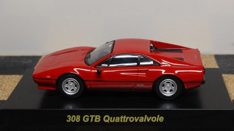 308 gtb quattrovalvole フェラーリ ミニカー muuseo