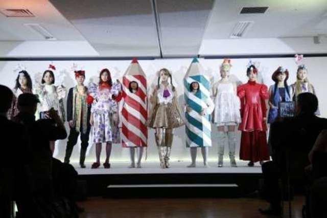 <第97 回TLF_レザーファッションショーの様子>