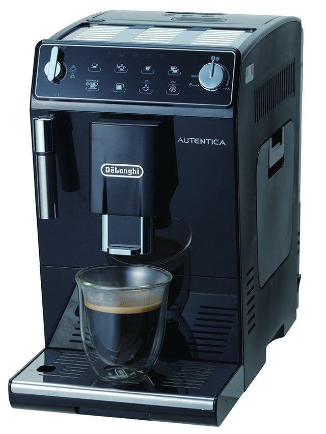 ・オーテンティカ コンパクト全自動コーヒーマシン http://www.delonghi.co.jp/products/detail/id/535