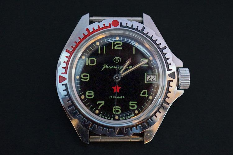 finest selection dfaef 4d517 ソ連製腕時計「ボストーク」に秘められたロマンとは? | MUUSEO ...