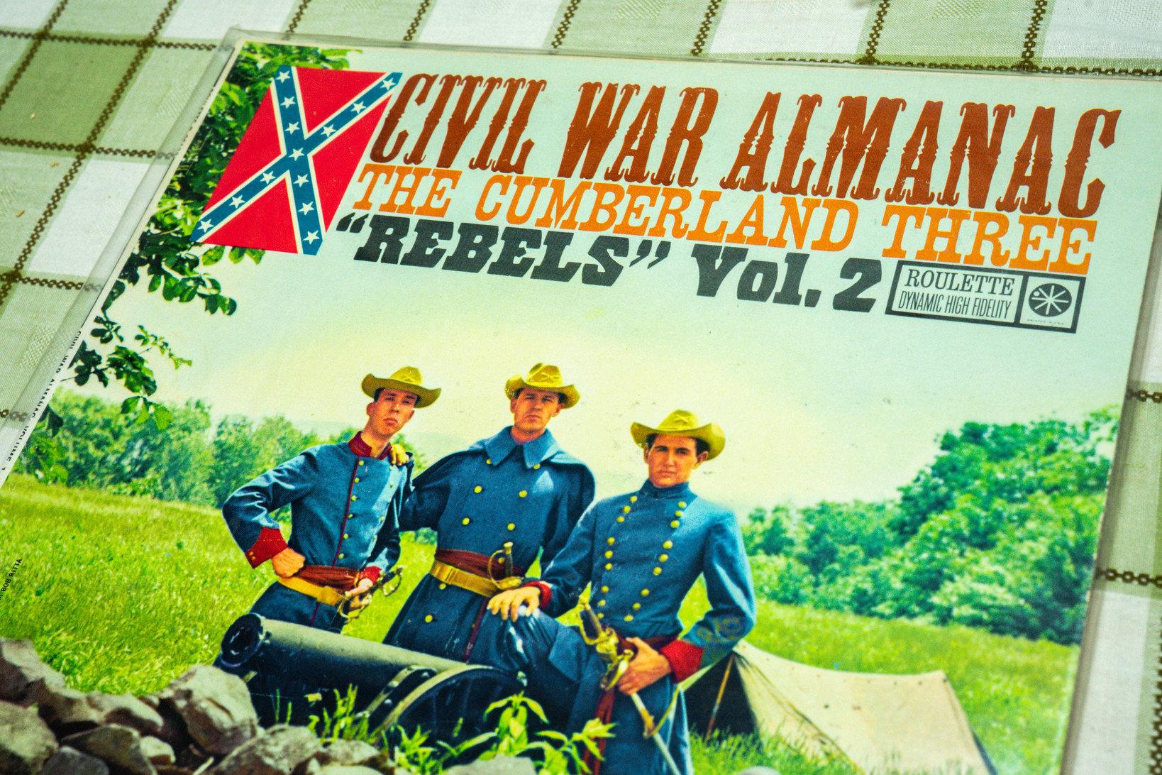 北軍の歌を集めたアルバム