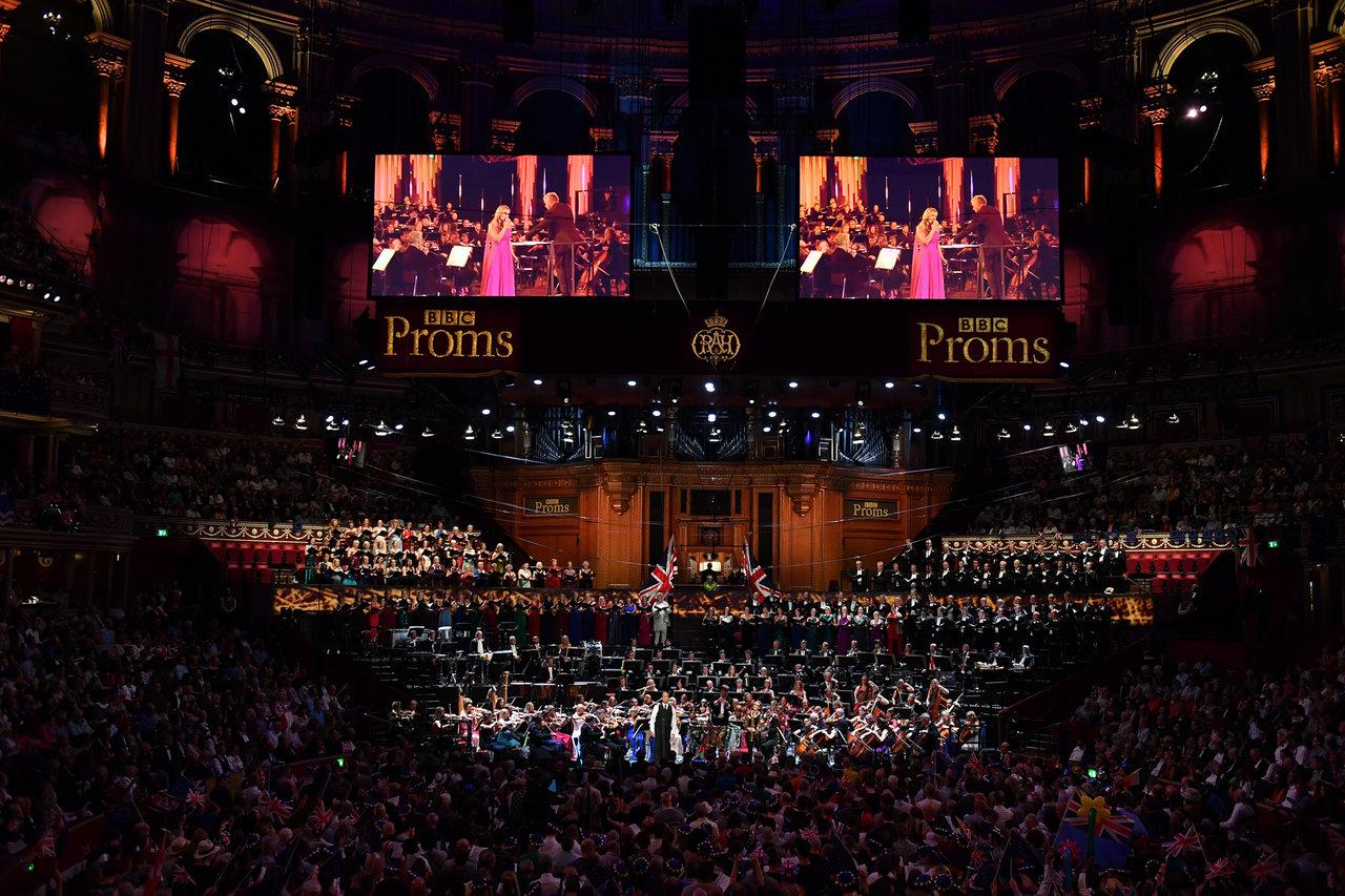 BBC Proms 2018 ©BBC / Chris Christodoulou