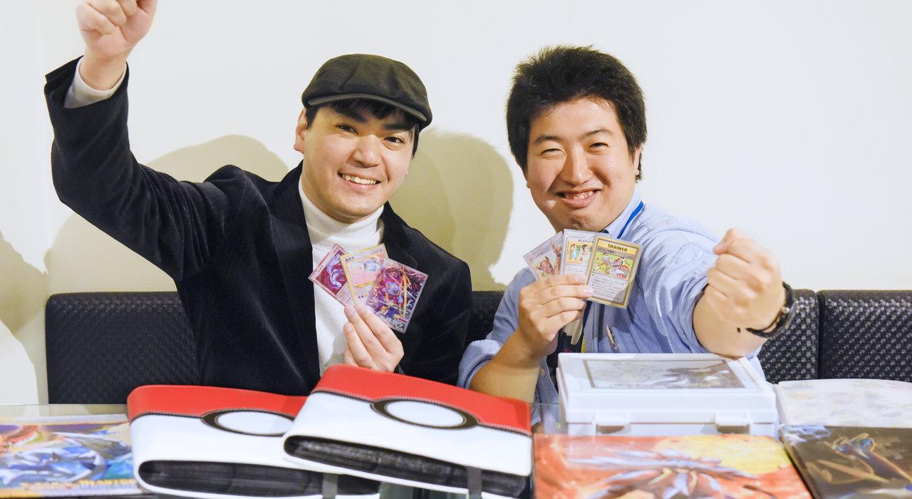 ポケモンカード・コレクター、サトヒノ×ソラ対談「僕らがポケモンカードを集める理由」_image