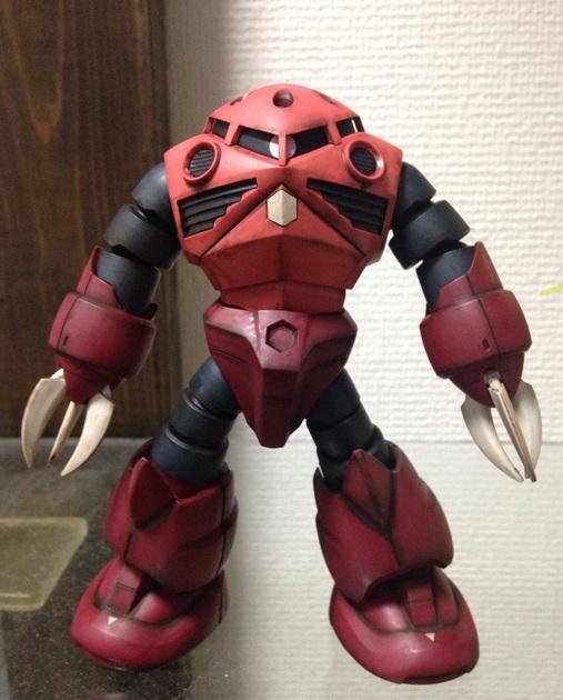 1/144 シャア専用ズゴック ガンダムフィギュア   MUUSEO