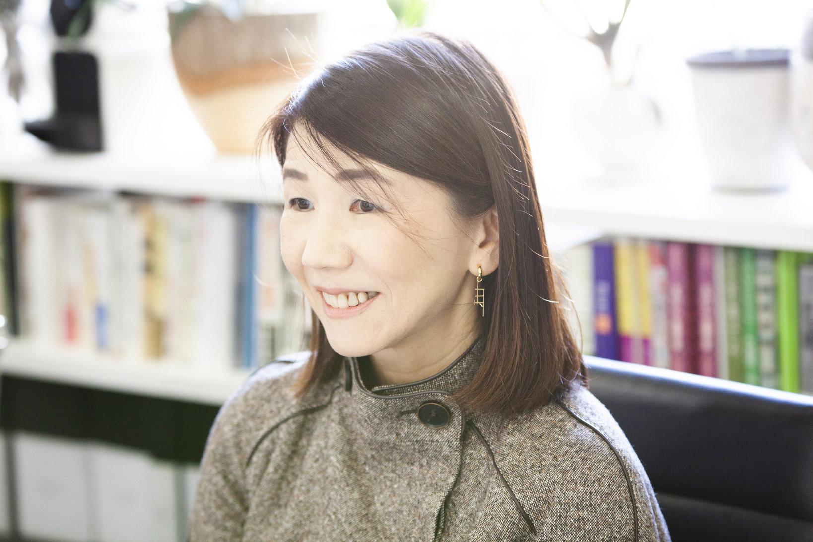 長谷川惠美子さん