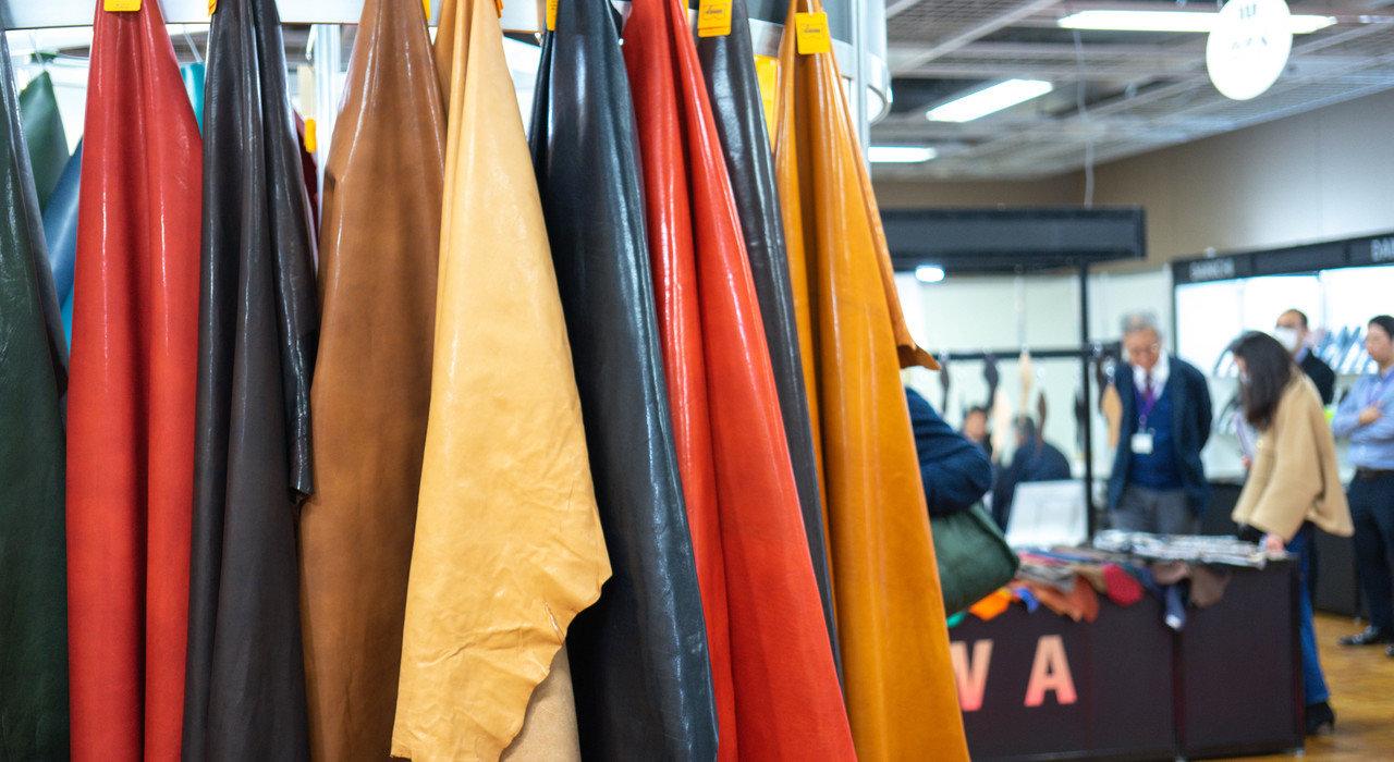 革製品好き必見! 日本最大級の革の見本市、第99回東京レザーフェア レポート_image