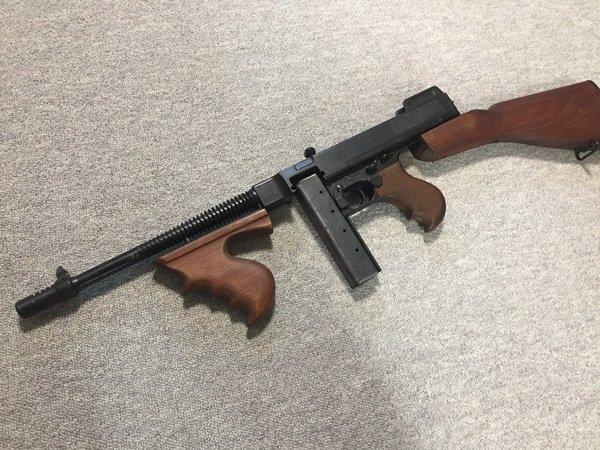 トンプソンM1928A1 短機関銃(ト...