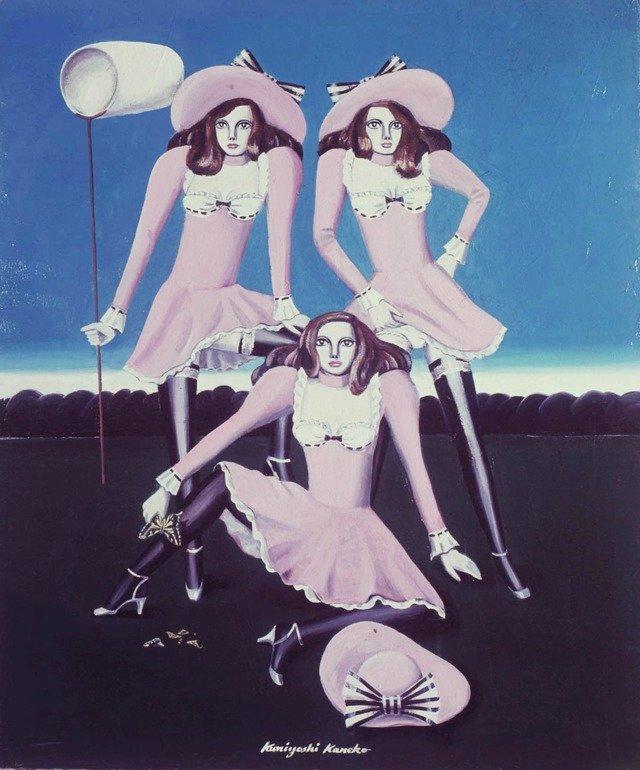1967年「花咲く乙女たち8」
