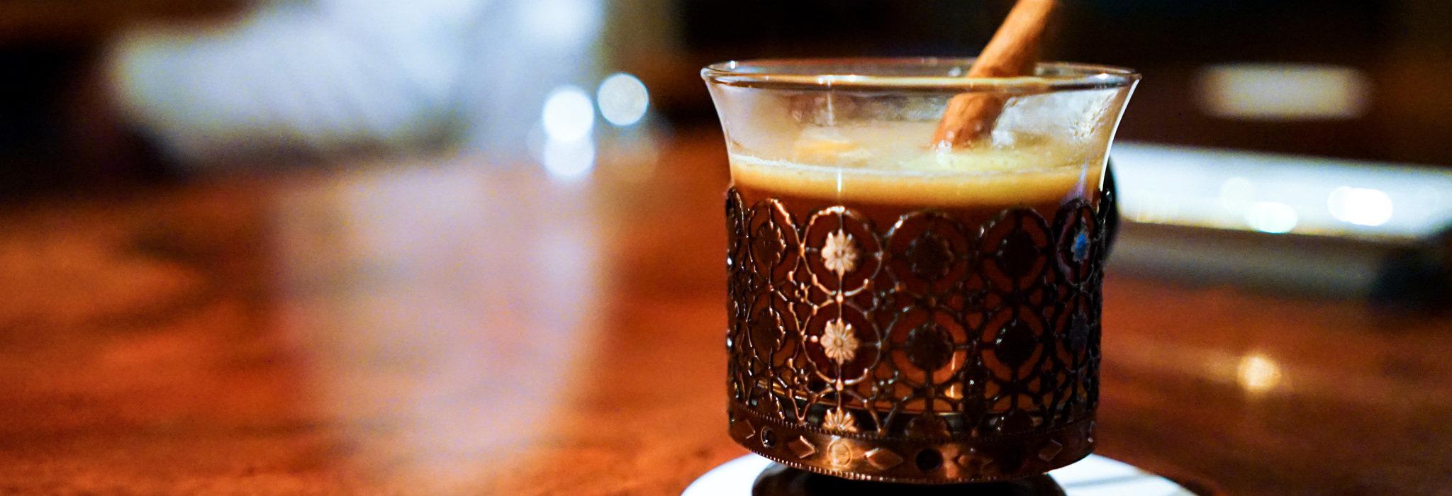 片瀬江ノ島「Bar d」ー 潮風とシガーと ー 【アンティーク・グラスと過ごすバータイム Vol.1】_image