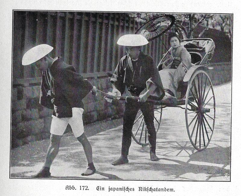 Boc 1909 rikisha