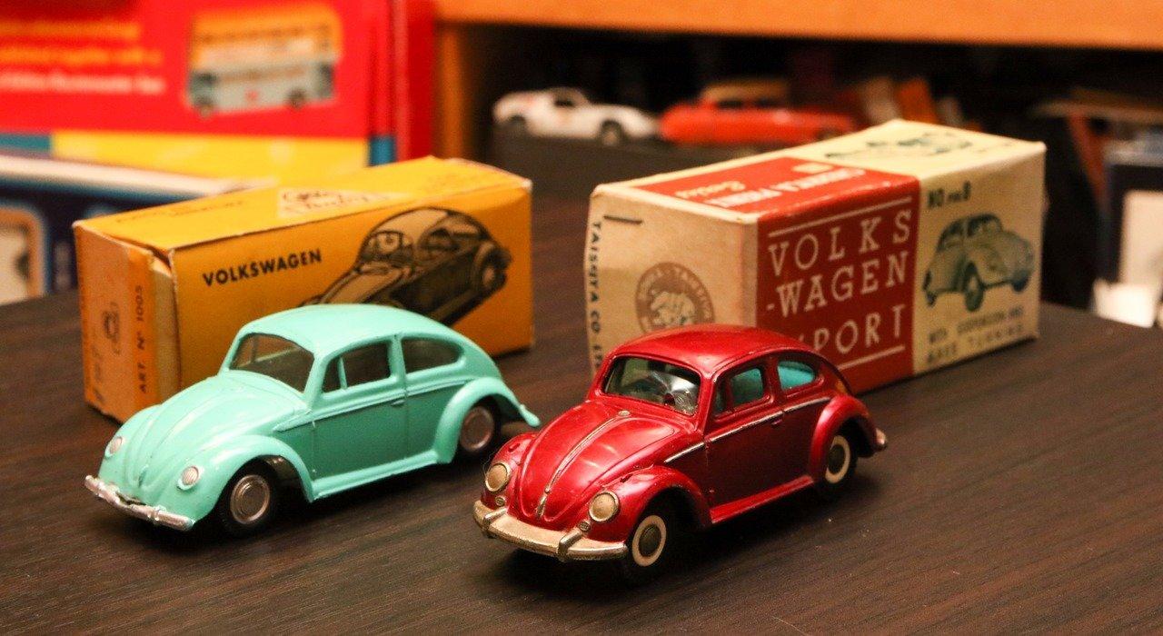 所有台数3000台以上。コレクション歴40年以上の愛好家、石井さんが語るヴィンテージ・ミニカーの魅力とは。_image