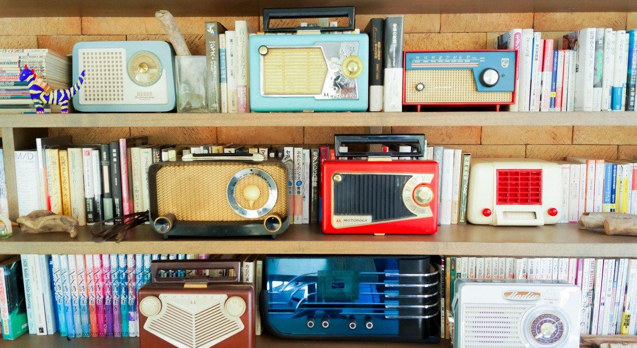"""真空管ラジオ。それは創られた""""当時の音""""を楽しめる。音のタイムマシーン_image"""