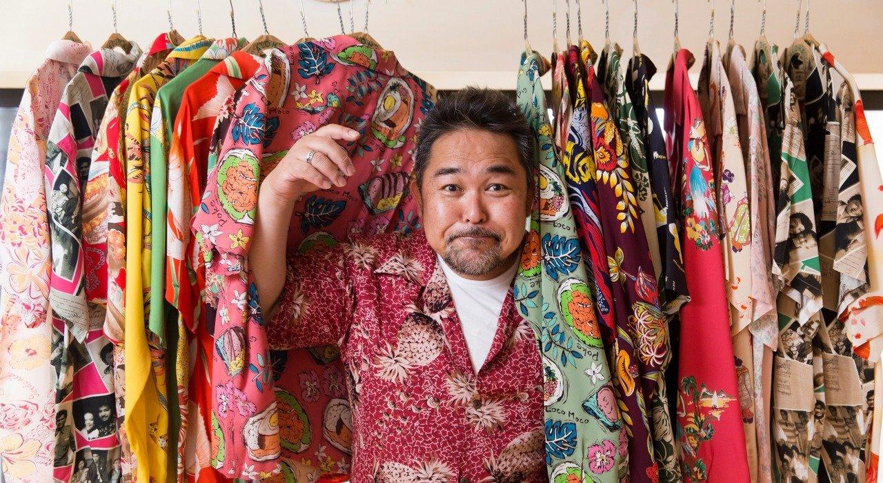 季節なんて関係ない。1000枚のアロハシャツを所有する料理人、森野熊八流アロハの嗜み方_image