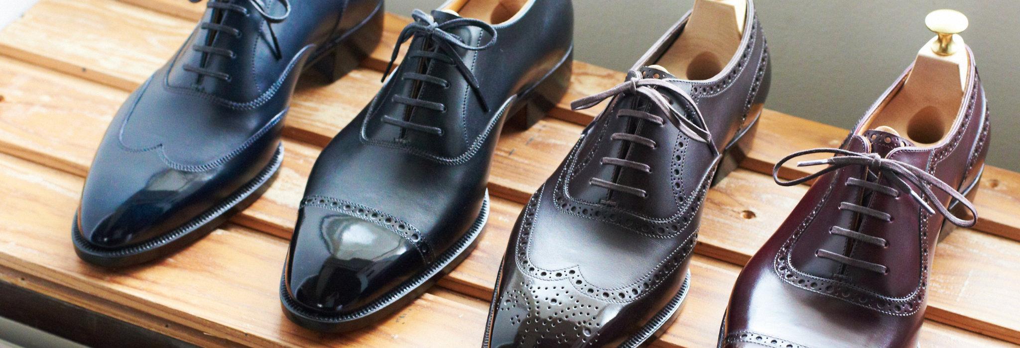 WFGマエストロサロンから新しい靴が生まれる。ビスポーク職人、セイジ・マッカーシーの日々進化する靴作りとは。_image