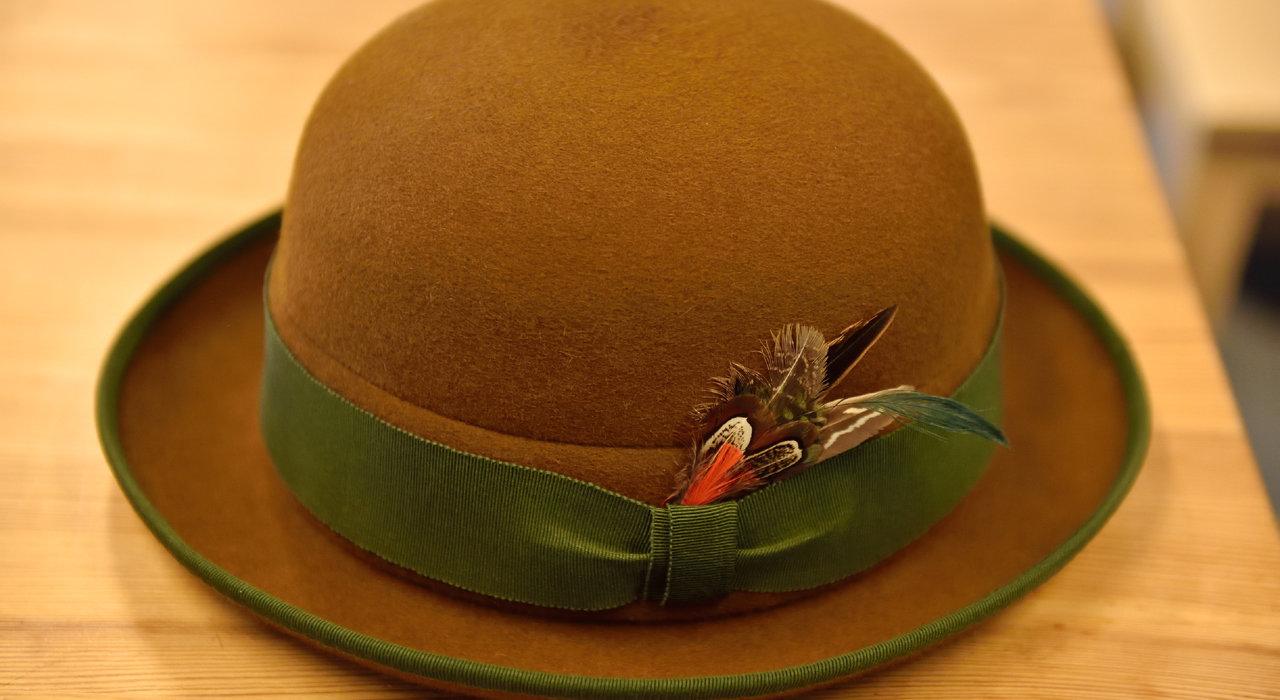 オーダーで帽子が作れるアトリエ  BLUE SHEARS(ブルーシアーズ) 僕に似合う帽子を探して_image