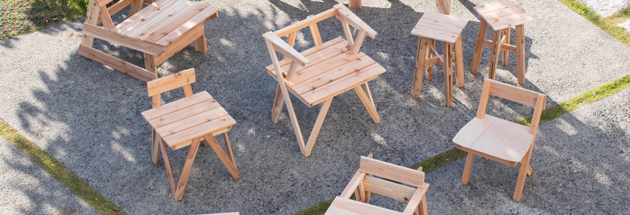 日本文化は杉とともに。針葉樹を家具に活かす_image