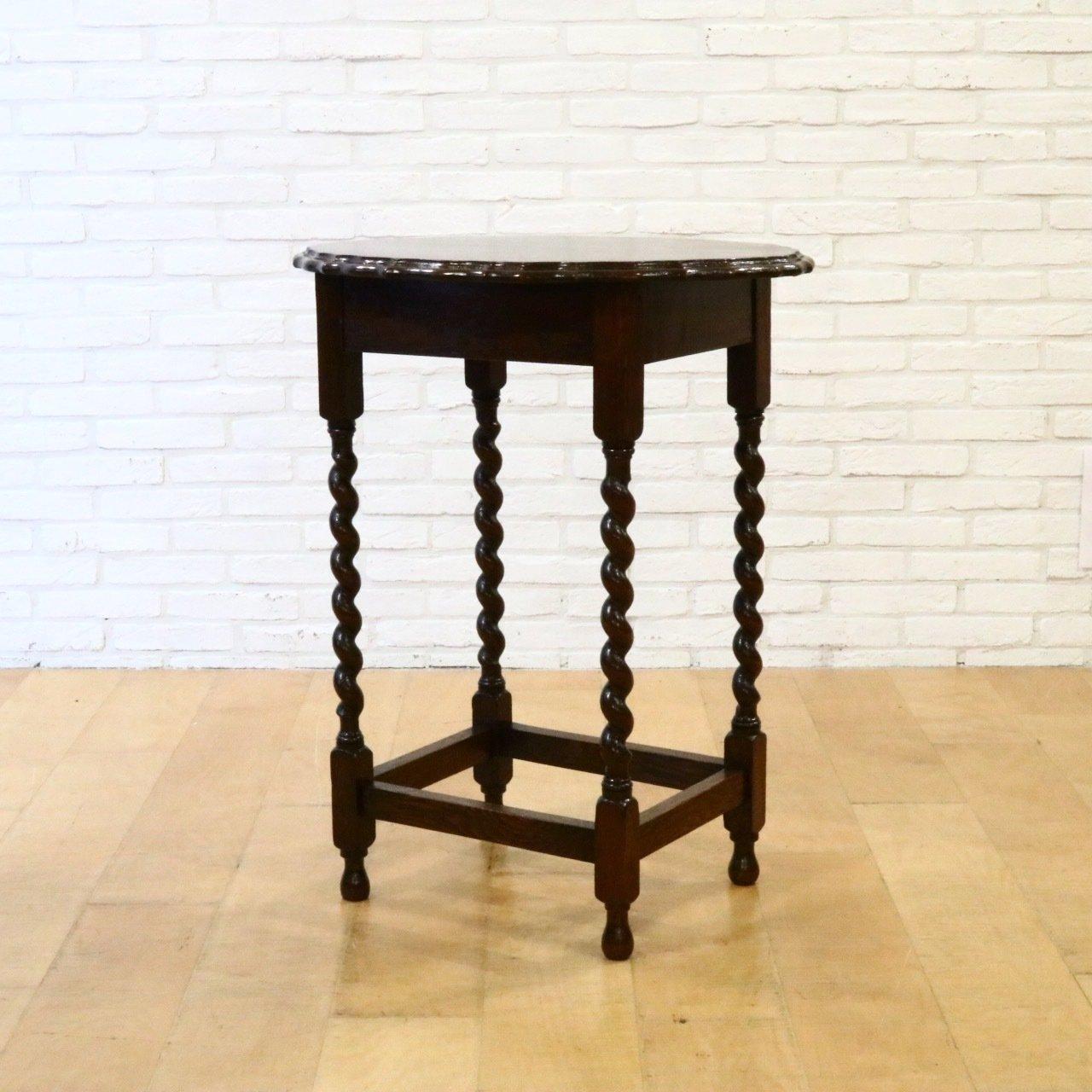 ツイストレッグのオケージョナルテーブル(参考商品)