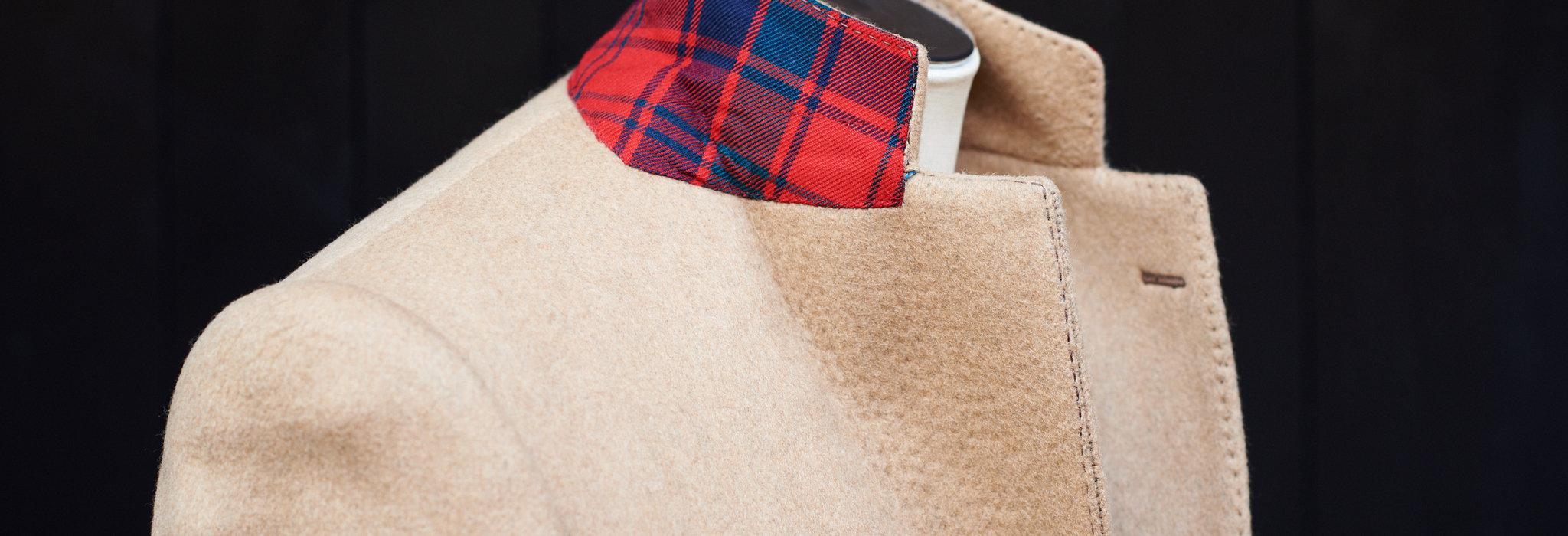 カシミヤの特徴とお手入れ方法。秋冬の服地・獣毛素材を知る_image