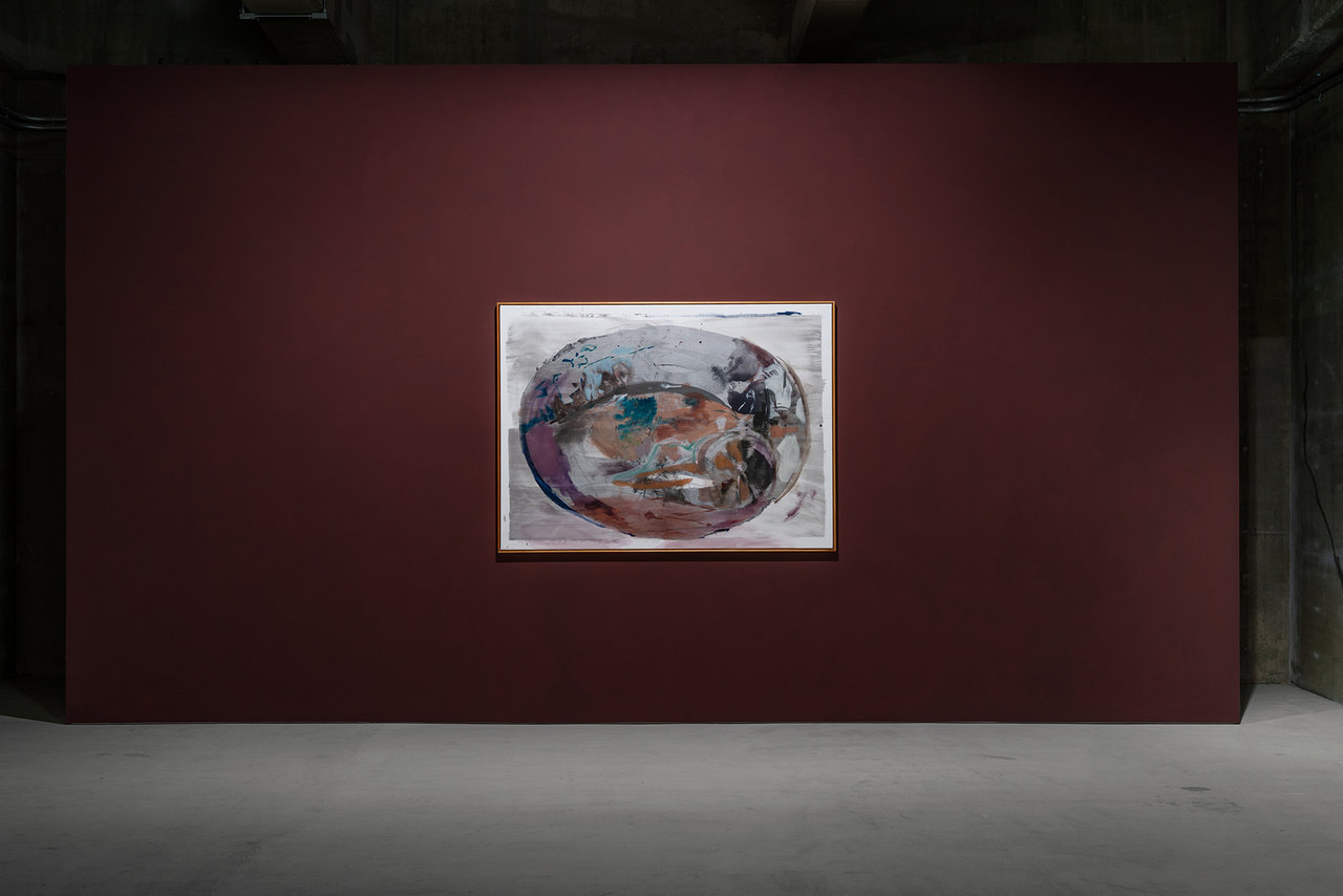 Installation view of Maki Na Kamura Solo Exhibition, 2019, ©️Maki Na Kamura, courtesy of ANOMALY, Photo by Ichiro Mishima