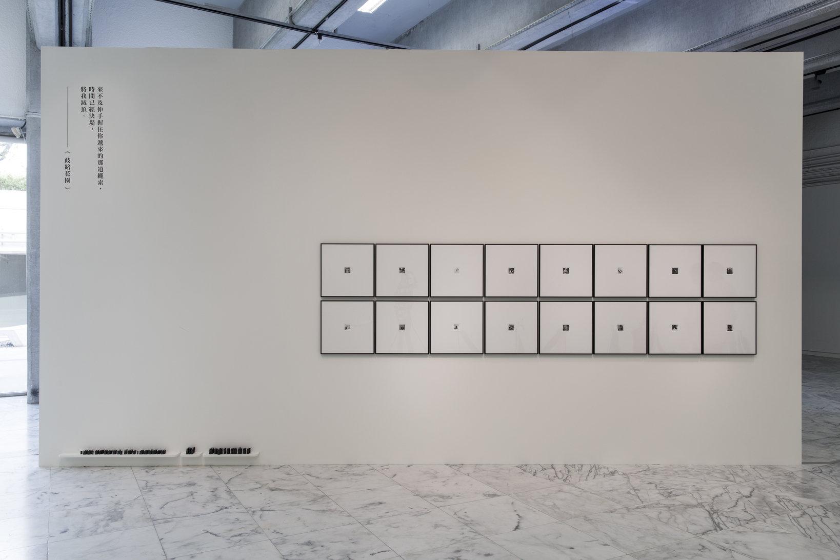 尋人啟事 Missing Person @ 2016 Taipei Fine Arts Museum