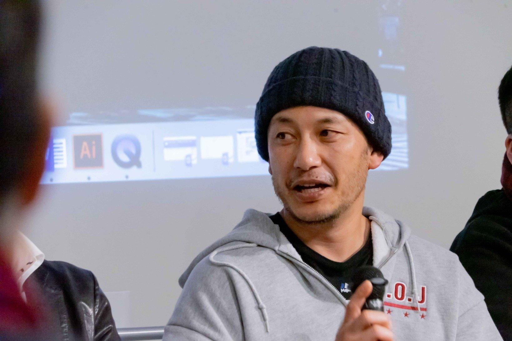 パチモンコレクターの木村さん