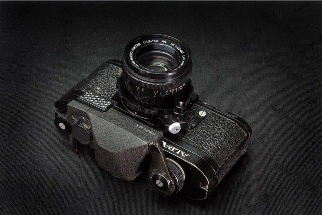 Alpa 6c 2b macrro switar 50mm f1.9 2 s s