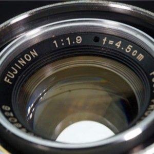 Fujinon 4.5cm f1.9 up 190715s s