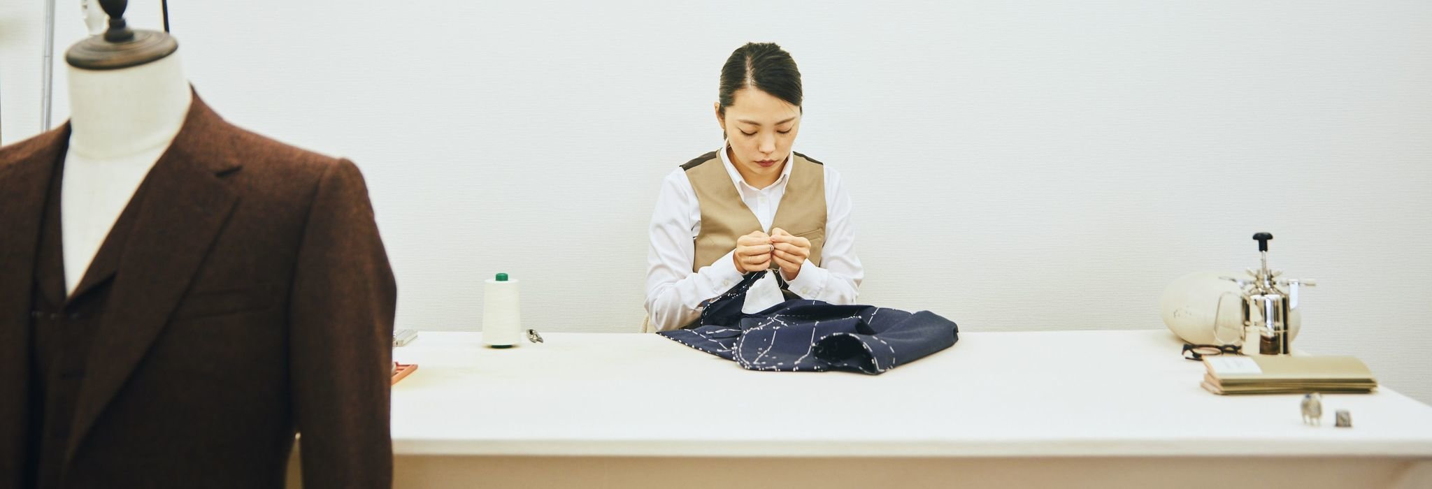 テーラリングにはゴールがない。ビスポークテーラー「SHEETS」森田智が追求する、人と布との関係_image