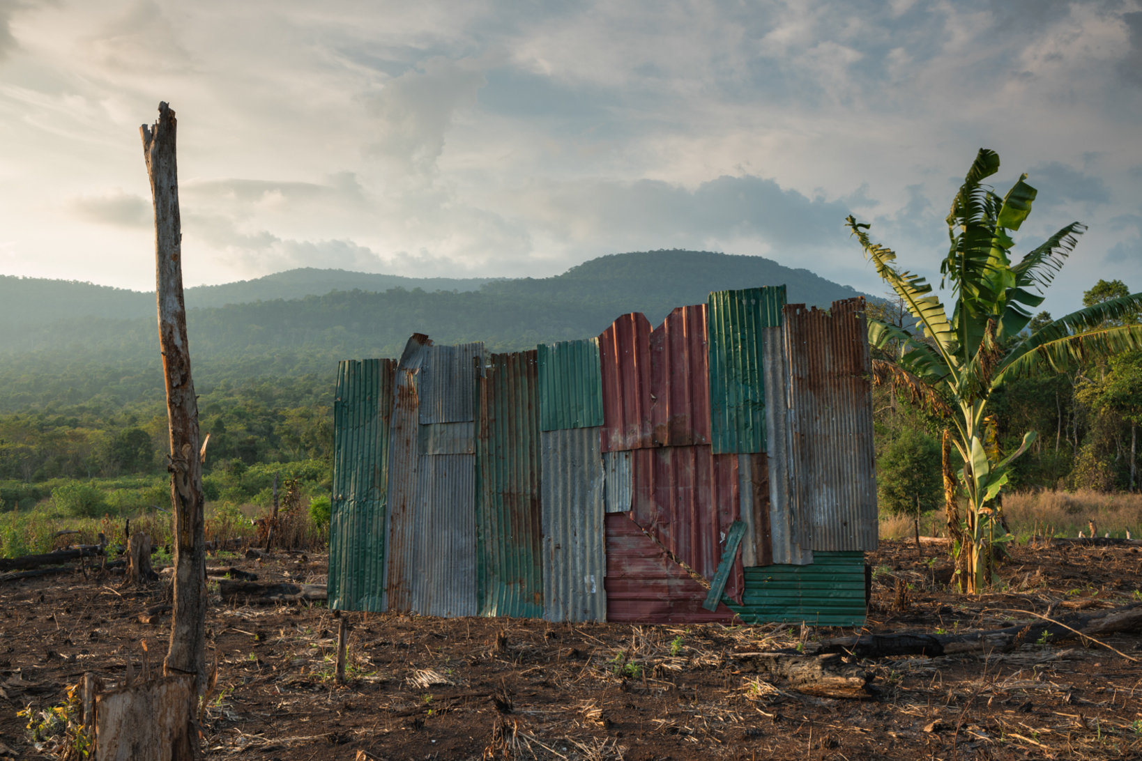 Areng Valley, Wrapped Future II series, Koh Kong Province,2018