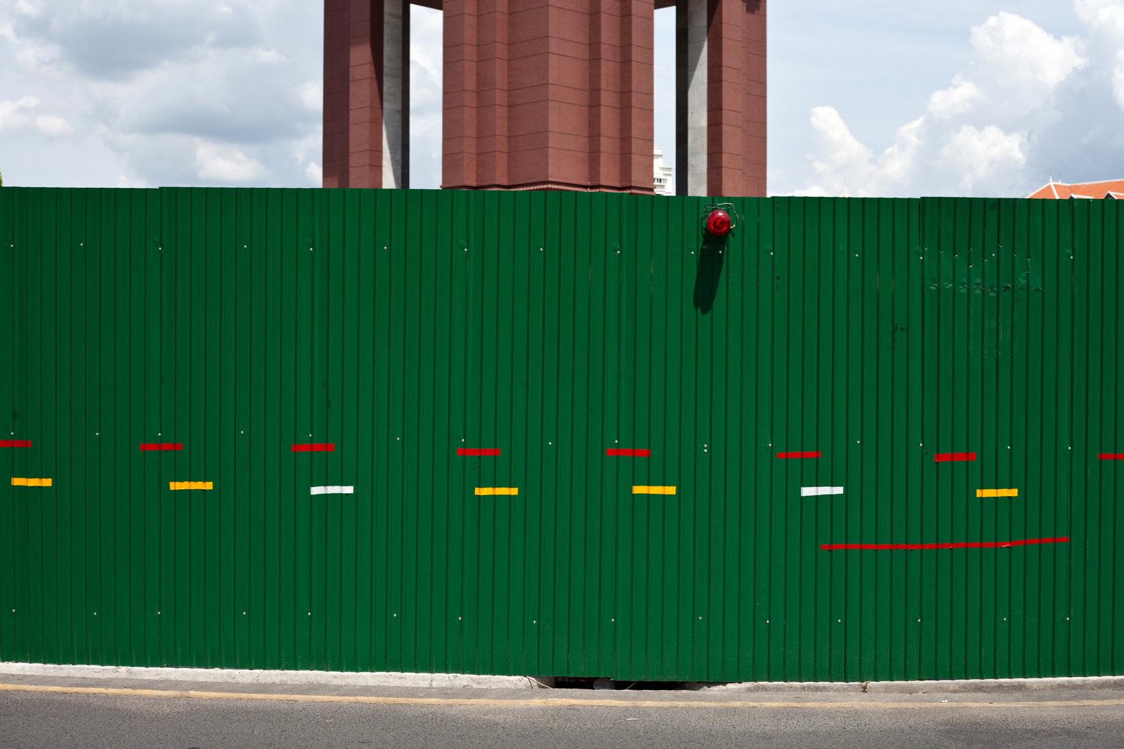 Phnom Penh. Cambodia. 2011: Independence Monument
