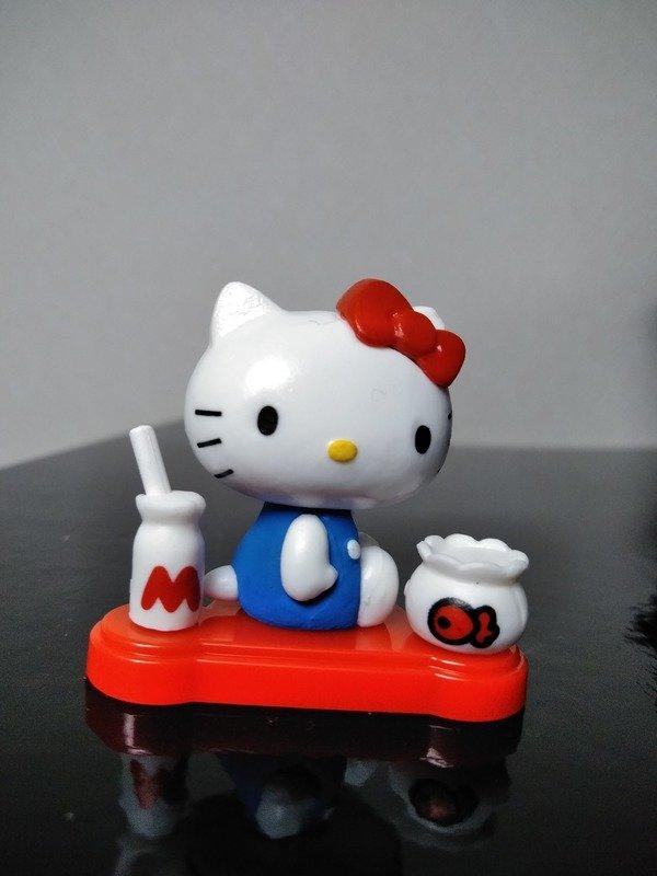 キティ シークレット チョコエッグ