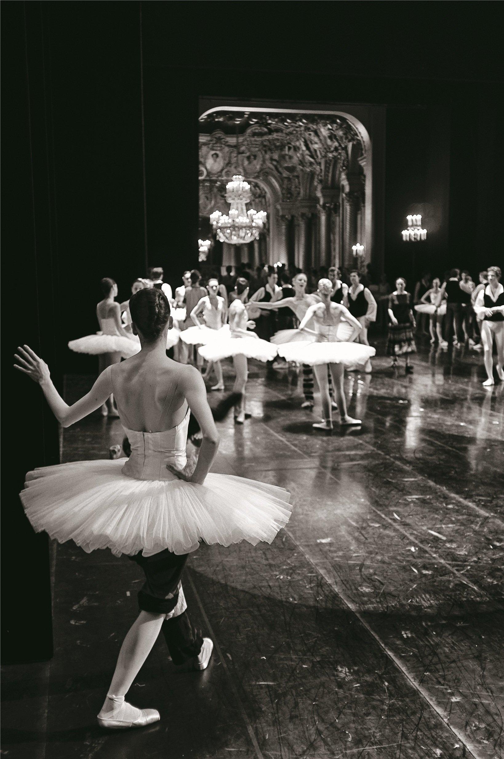 「Confidences」シリーズより ©Pierre-Elie de Pibrac, Agence Vu'